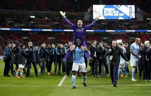 Liverpool v Manchester City – Capital One Cup Final