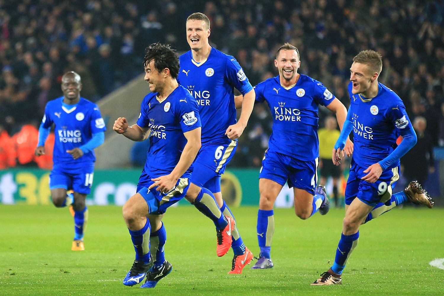 Leicester march on with Toon win