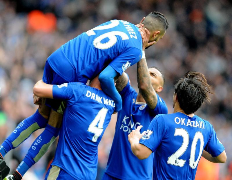 Leicester City crush Swansea City