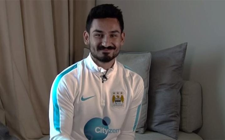 Manchester City sign Gundogan
