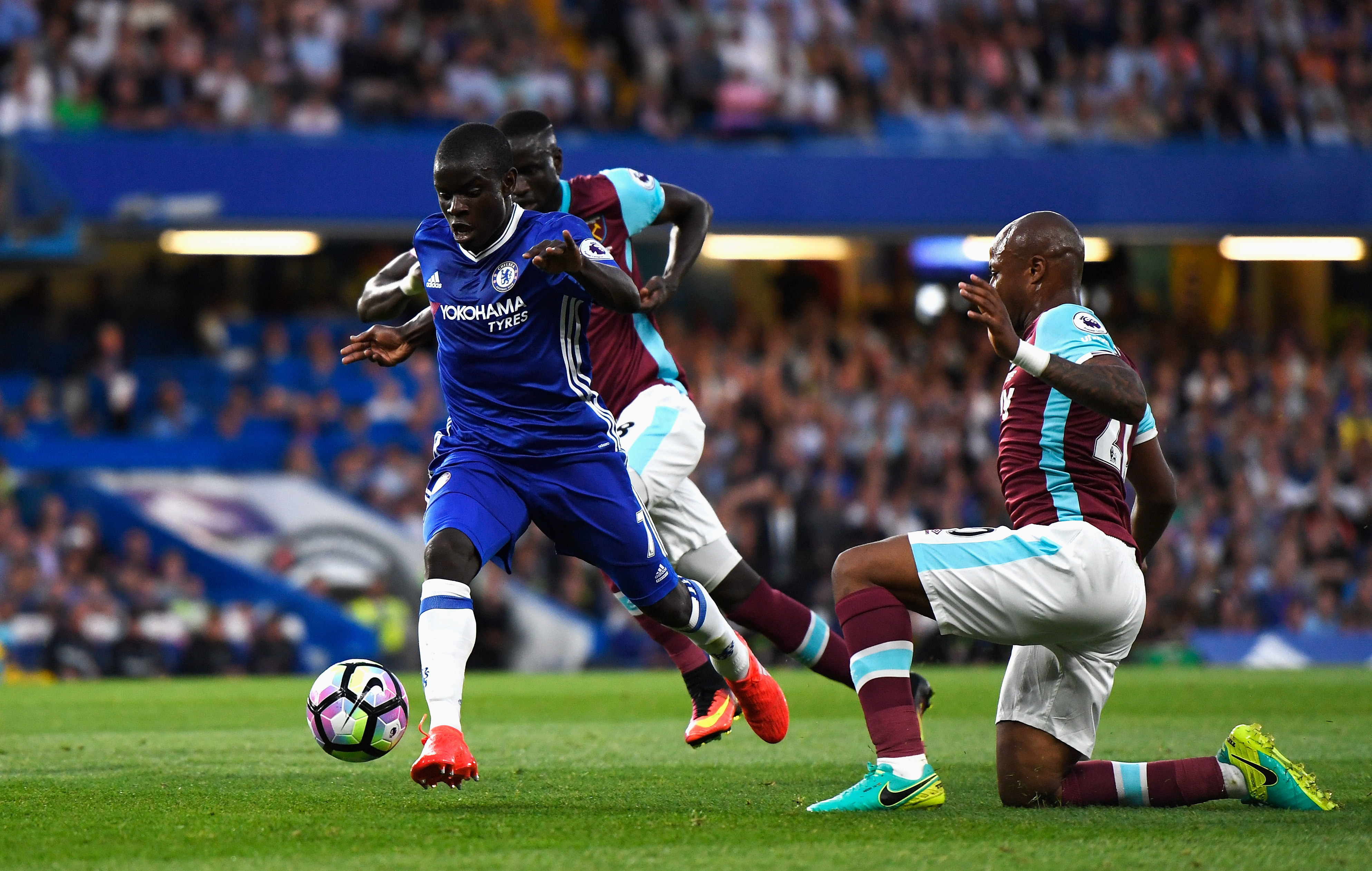 Chelsea v West Ham United – Premier League