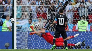 World Cup – Group D – Argentina vs Iceland