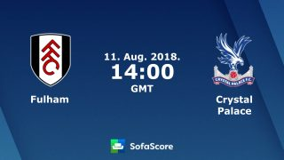 Fulham Vs Crystal Palace
