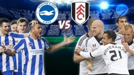 Brighton and Hove Albion Vs Fulham