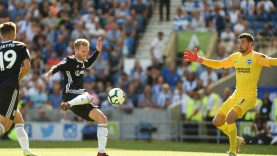 Highlights Brighton & Hove Albion 2-2 Fulham