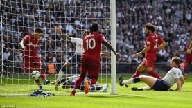 Highlights Tottenham 1-2 Liverpool