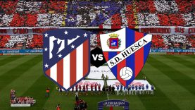 Atletico Madrid vs Huesca Live Streaming and Tickets