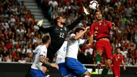 Highlights Portugal 1-0 Italy