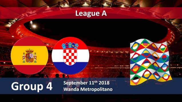 Spain Vs Croatia Live Stream