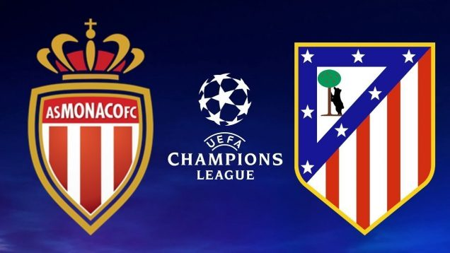 Monaco Vs Atletico Madrid