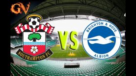 Southampton Vs Brighton and Hove Albion Live Stream