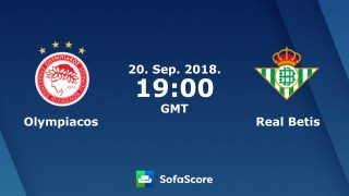 Olympiacos Vs Real Betis