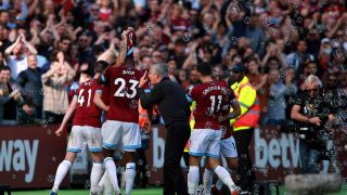 Highlights West Ham United 3-1 Manchester United