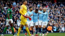 Highlights Manchester City 2-0 Brighton & Hove Albion