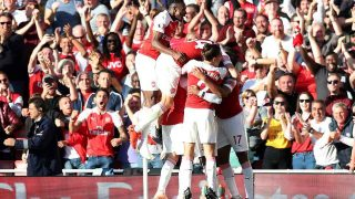 Highlights Arsenal 2-0 Watford