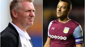 Dean Smith and John Terry appointed new Villa managers