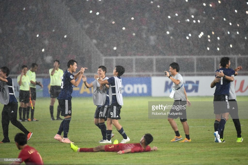 Japan 2-0 Indonesia