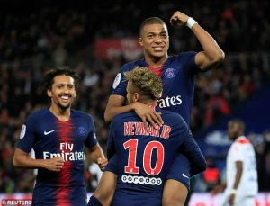 Goals & Highlights PSG VS LYON