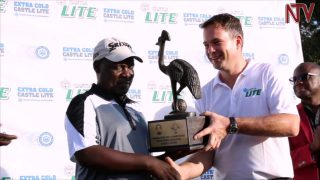 Kenya's Indiza wins fifth Uganda Golf professionals title