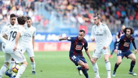 Eibar 3-0 Real Madrid