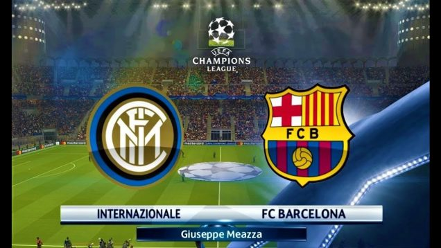 Inter Vs Barcelona