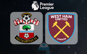 Southampton vs West Ham United live streaming