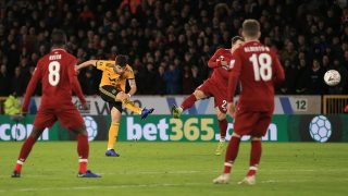 Wolves 2-1 Liverpool