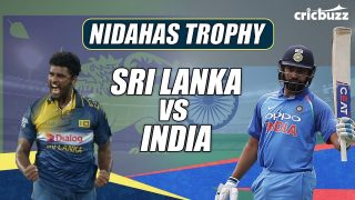 Sri Lanka Vs India