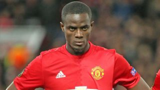 Manchester-United Bailly Eric