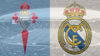 celta vigo vs real madrid LIVE STREAM