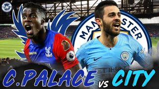 Crystal Palace Vs Man City