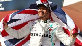 Lewis Hamilton has sent out warning shots to his Formula One rivals for this coming season