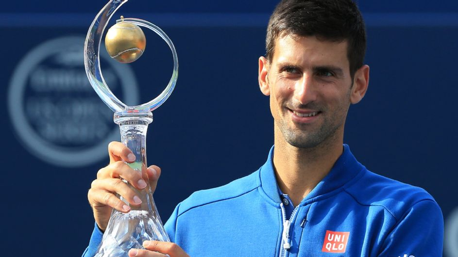Novak Djokovic beats Kei