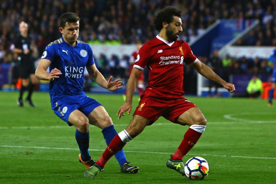 Match Liverpool Vs Leicester City