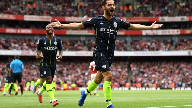 Arsenal 0-2 Manchester City