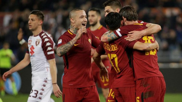 Serie A – AS Roma vs Torino