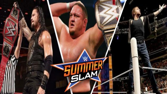 WWE SummerSlam 2018 Highlights, predictions