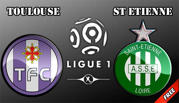 Toulouse Vs St Etienne Live Streaming and Betting Tips