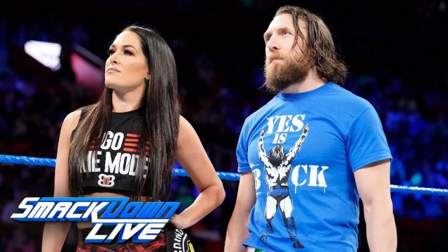 Daniel Bryan signs new contract ahead of Hell in a Cell Match
