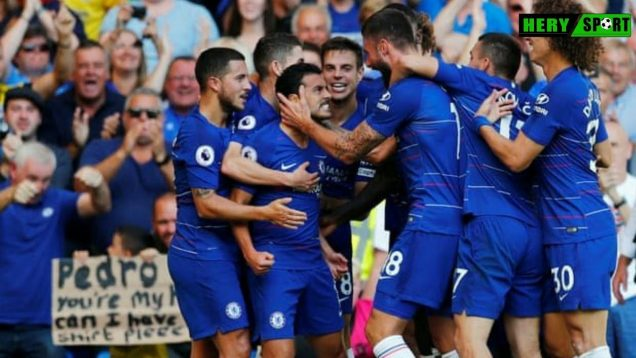 Highlights Chelsea 2-0 Bournemouth