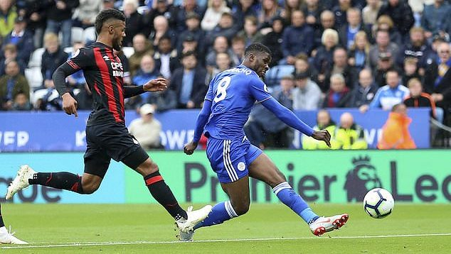 Highlights Leicester City 3-1 Huddersfield Town