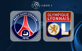 Olypique Lyonnais Vs Paris Saint-Germain LIVE STREAMING