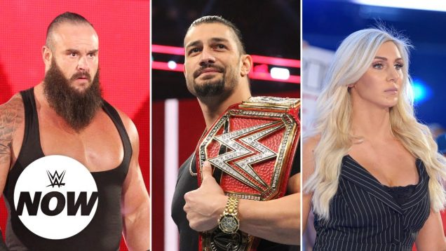 WWE Superstars show support for Roman Reigns following his emotional announcement