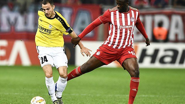 Yaya Toure Leaves Olympiacos