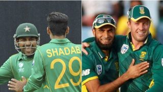 Cricket South Africa vs Pakistan live streaming